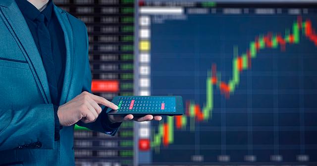 金融ITプロモーションイメージ